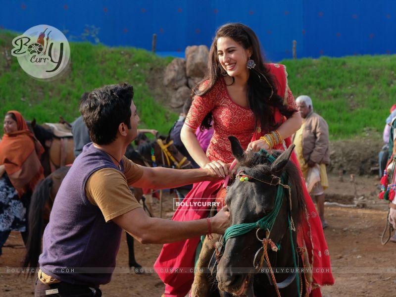 Kedarnath movie stills (440147) size:800x600