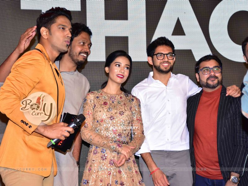 Celebrities snapped at 'Thackeray' Music Launch (443233) size:800x600